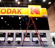 Eastman Kodak's $765 million U.S. loan agreement on hold after recent allegations