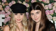Lori Loughlin's Daughters Spotted Together at Nightclub for First Time Since College Admissions Scandal