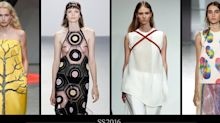 Glitter! Plastic! Chiffon! London Fashion Week's Complete Trend Report