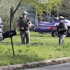 The Latest: Investigation continues at bomb suspect's house