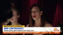 MKR controversy after nasty slur