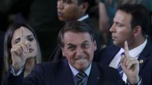 Bolsonaro repeats debunked sexual comments about journalist