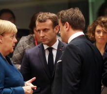 Macron Says U.K. Shouldn't Get New Delay If Johnson Loses Vote