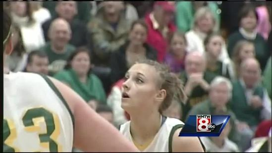 Milestone moment for Allie Clement in McAuley win, Portland and South Portland girls also win
