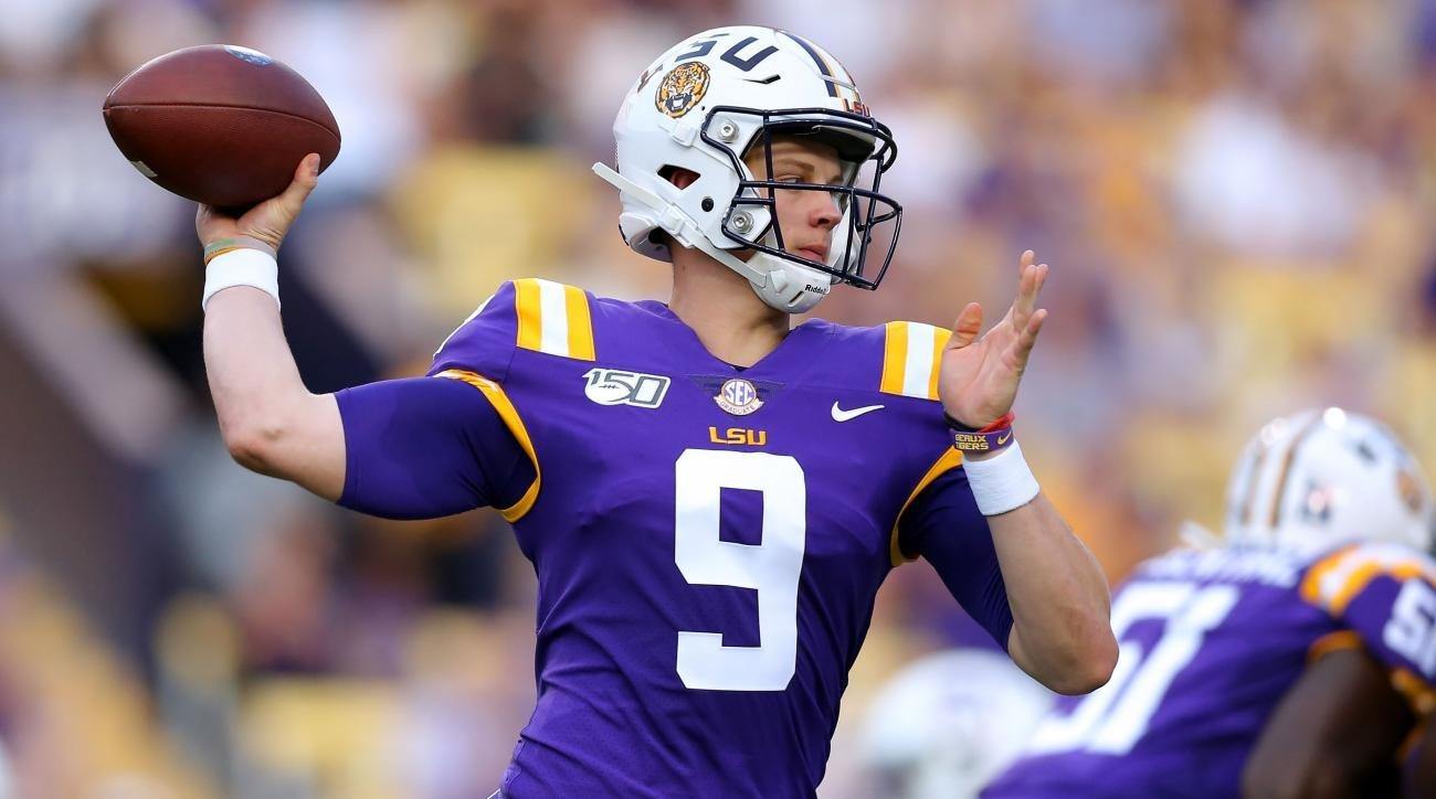 'Out of the Dark Ages': How LSU's Lethal New Spread Attack Was Built