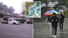 NSW weather: Houses evacuated as coastal areas cop wettest July in 66 years