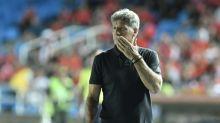 Cavani seria presente de aniversário a Renato, mas que não apagaria erros do técnico e da direção do Grêmio