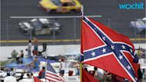 NASCAR Fans Defend Confederate Flag at Daytona