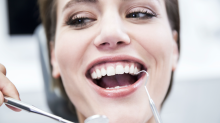 People are being fined £100 for going to the dentist