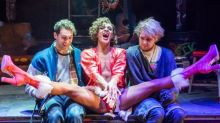 'I needed knee surgery after it!' The return of barnstorming musical Rent