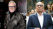 Malcolm McDowell to play Rupert Murdoch in Fox News movie