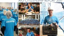 AIG Releases 2017 Corporate Citizenship Report