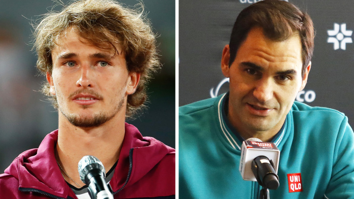 'Uncomfortable': Federer speaks on Alexander Zverev abuse claims