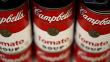 EARNINGS: Campbell Soup stock tanks after CEO surprise departure, earnings take a backseat