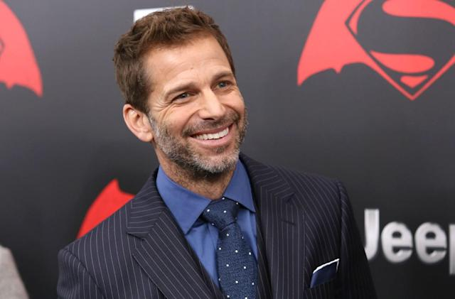 Netflix is letting Zack Snyder loose on a zombie action flick