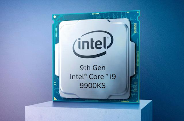 Intel's 5GHz-capable Core i9-9900KS arrives October 30th