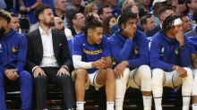 Here's the Warriors' minicamp roster and where each player stands