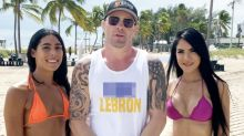 'Pathetic': UFC fighter sparks outrage with 'F*** LeBron' shirt