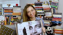 Actress Lauren Lapkus Shows Off Her Book Collection in 'Shelf Portrait'