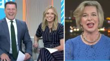 Today show under fire for 'vile and hurtful' segment on Harry and Meghan