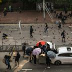 China's Xi warns Hong Kong protesters jeopardise 'one country, two systems'