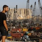 The Latest: Trump says US help on way for Beirut disaster