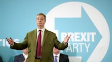 Nigel Farage brands Jeremy Corbyn 'the friend of terrorists'