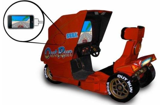 Artist plans to turn OutRun machine into real car
