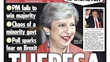 General Election 2017: How the front pages reacted