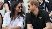 A Timeline of Prince Harry and Meghan Markle's Relationship