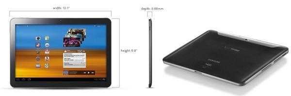 Samsung Galaxy Tab 10.1 4G up for pre-order from Verizon, finally