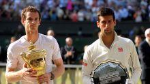 Novak Djokovic encouraged by Andy Murray's performance in training