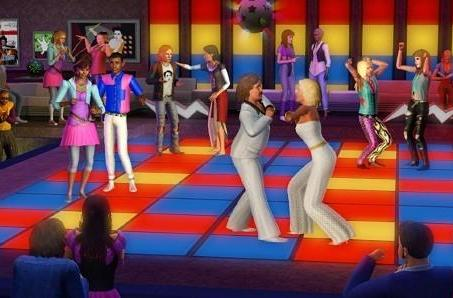 The Sims 3 DLC packs some bellbottoms