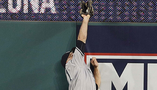 MLB: Yankees-Defense beendet Durststrecke