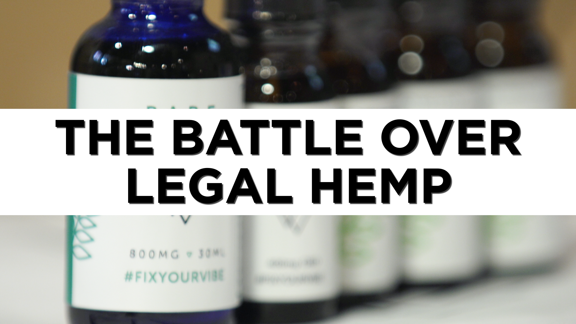 Hemp entrepreneurs say big retailers unfairly dominate