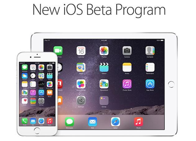 Apple launches public beta program for would-be iOS testers