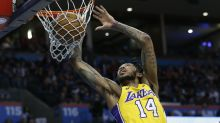 Brandon Ingram's groin strain puts a speed bump in the path of the rolling Lakers