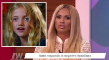 Katie Price announces daughter Princess is releasing a book
