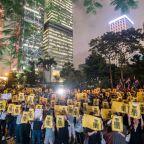 Thousands of Teachers March on Lam's Residence: Hong Kong Update