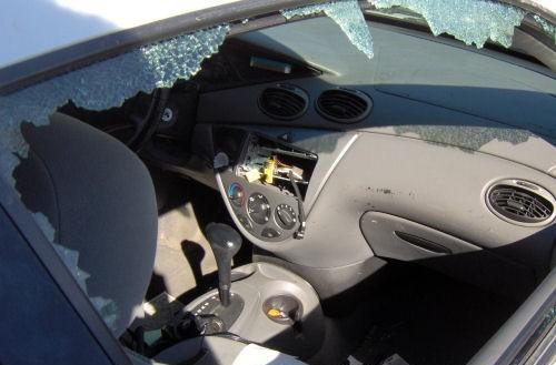 Car stereo thieves looking elsewhere to make those ends