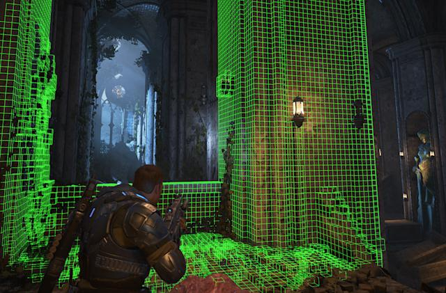 Microsoft Research helped 'Gears of War 4' sound so good