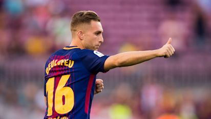 Dembele absence offers Deulofeu a big chance