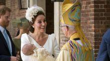 Ein Outfit vom Lieblingsdesigner: Das trug Herzogin Kate zur Taufe von Prinz Louis
