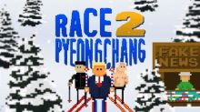 Don, Vlad and Kim Take To The Slopes In New Game By theScore