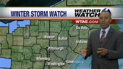 Winter Storm Watch In The Mix! Watch The Forecast