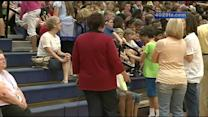Local student organizes awareness day for school torn apart in Moore