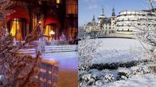 浪漫聖誕度蜜月!聖誕節去蜜月旅行不容錯過的9個目的地