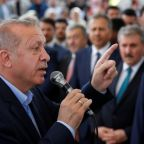 Tired of treading softly, Turkey's Erdogan back on election warpath