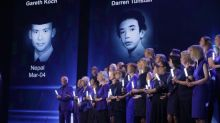 Woman reunited with son after Missing People Choir sing on Britain's Got Talent
