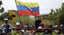 U.S. Senator Rubio, other officials visit site of Venezuelan aid